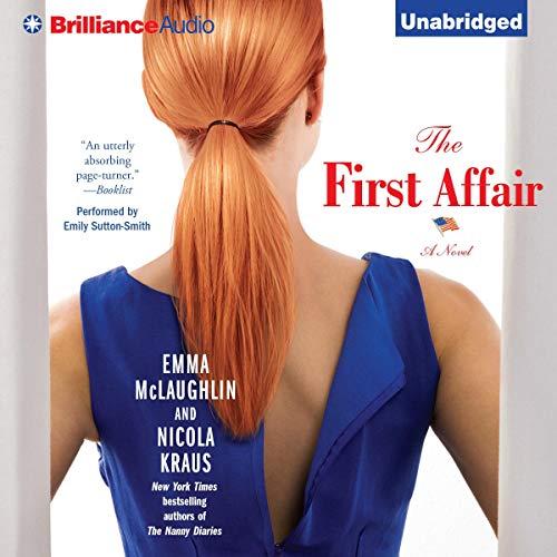 The First Affair cover art
