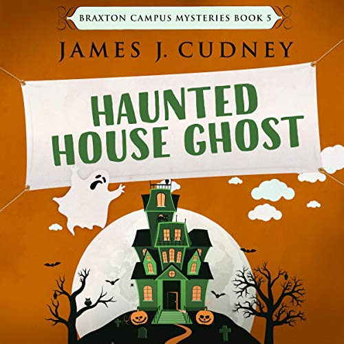 Haunted House Ghost cover art