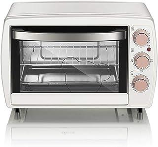 Horno Digital, Defrost Mini Microondas Mayor Facilidad Limpieza Mini horno y parrilla de 20 litros, temporizador de apagado automático, 1200W, blanco