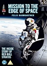 Red Bull - Mission To The Edge Of Space Felix Baumgartner [DVD] OFFICIAL UK VERSION