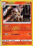 Pokemon Company International Carte Pokémon 6/18 Arcanin 120 PV - Holo Détective Pikachu Neuf FR
