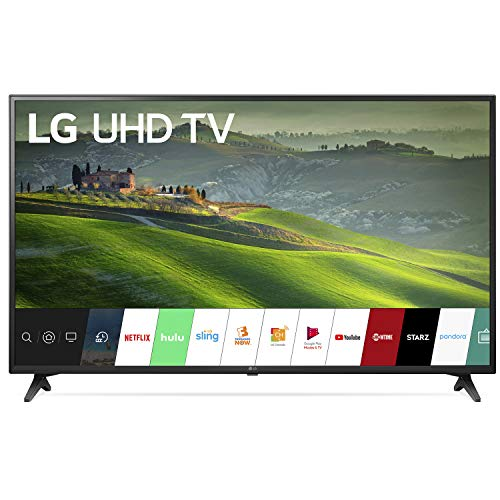 LG 60UM6900PUA 60-in 4K UHD TM120 Smart LED TV (2019)