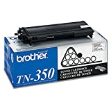 Brother TN350 2 Pack Standard Yield Toner Cartridges