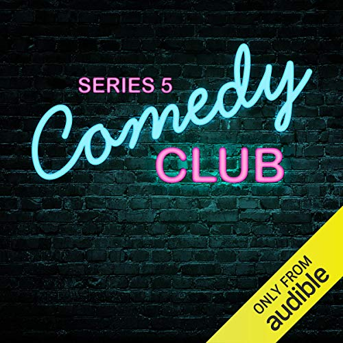 Comedy Club (Series 5) cover art