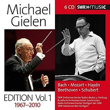 Michael Gielen Edition, Vol. 1 (1967-2010)