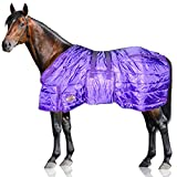 Derby Originals Wind Storm Closed Front 420D Water Resistant Winter Horse Stable Blanket 200g Medium Weight