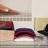 Closet Shelf Liner, Wire Shelf Liner for Closet and Pantry...