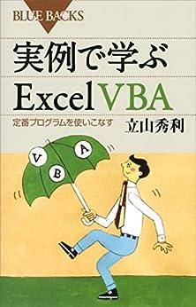 [立山秀利]の実例で学ぶExcel VBA 定番プログラムを使いこなす (ブルーバックス)
