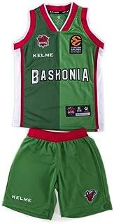 KELME - Estuche 2ª 18/19 Kirolbet Baskonia: Amazon.es: Deportes y ...