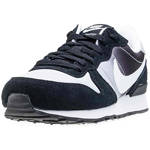 Nike Schwarz Schuhe Internationalist (GS) Wolf Grey (814434-011) 37,5 -