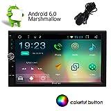 Eincar 7 pouces Car Stereo Android 6.0 Marshmallow écran tactile double Din Dash Headunit vidéo Navigation 1080P Autoradio...