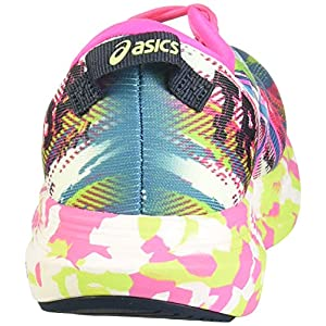 ASICS Women's Noosa Tri 13 Running Shoes, 8.5M, Digital Aqua/HOT Pink