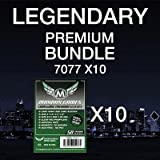 Mayday Games Legendary Game Accessory- Premium Card Sleeve Bundle