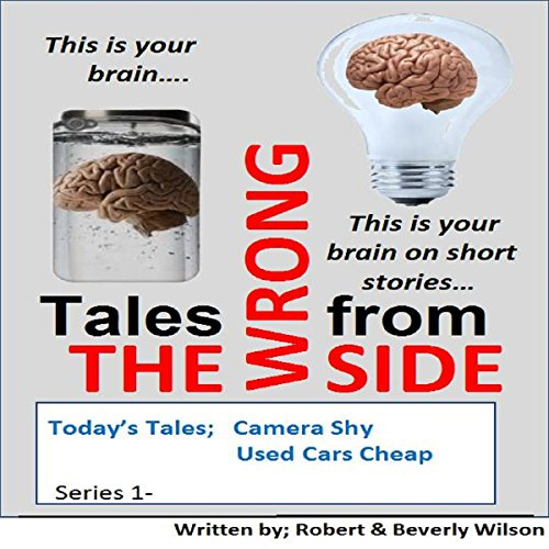 Tales from the Wrongside audiobook cover art