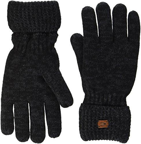 camel active Herren 408300/6G30 Handschuhe, Schwarz (Black 9), Medium