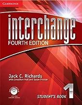 Interchange Level 1 Student's Book with Self-study DVD-ROM (Interchange Fourth Edition)