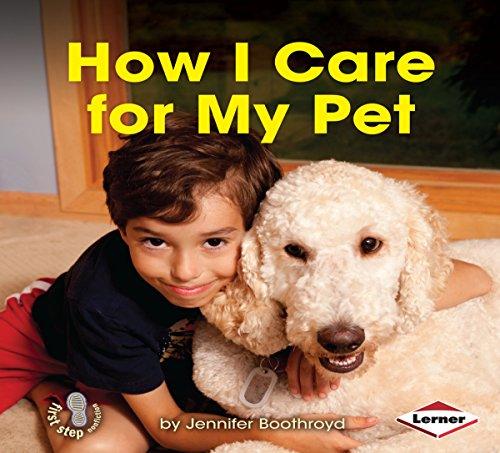 How I Care for My Pet copertina