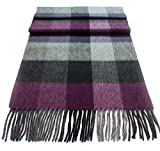 urban edge 100% cashmere scarf, men or women. luxurious and soft. in retail box.