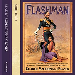 Flashman cover art