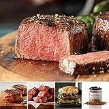 Filet Mignon Flight from Omaha Steaks (Butcher's Cut Filet Mignons, Bacon-Wrapped Filet Mignons,...