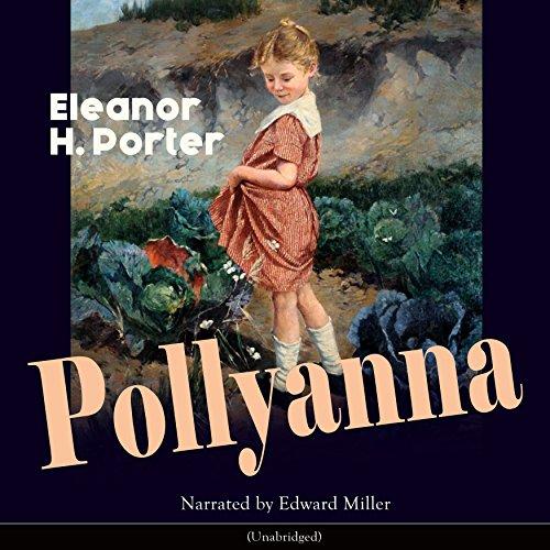 Pollyanna audiobook cover art