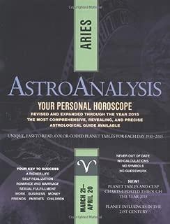 AstroAnalysis: Aries (AstroAnalysis Horoscopes)