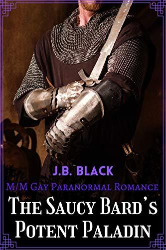 The Saucy Bard's Potent Paladin: M/M Mpreg Fantasy Romance