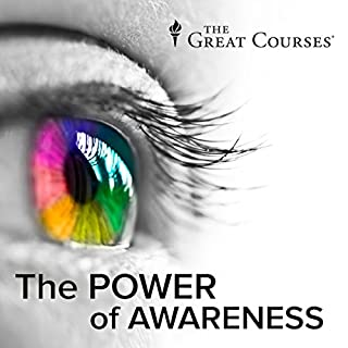 The Power of Awareness audiobook cover art
