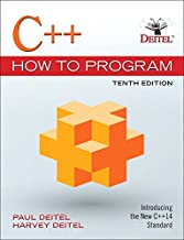 C++ How to Program: Early Objects Version - Student Value Edition