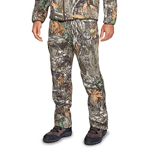 Under Armour Men's Brow Tine Pants, Realtree Edge Frame Frame, Large