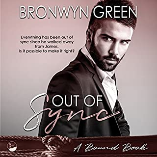 Out of Sync audiobook cover art