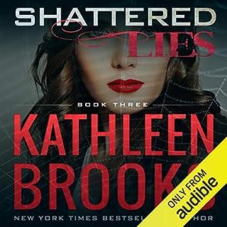 Shattered Lies audiobook cover art