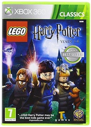 Lego Harry Potter 1-4 Class (Xbox 360) (New)