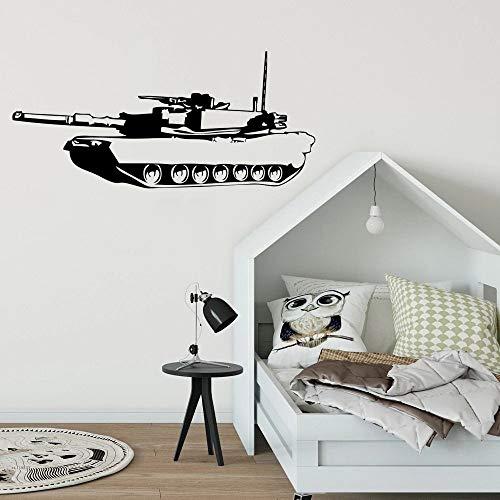 WERWN Arte Creativo Etiqueta de la Pared Militar Soldado del ejército Silueta Pintura de Pared decoración
