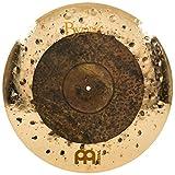 Meinl platillos B22DUCR Bizancio de lija en seco Extra 55,9 cm platillo implay Ride Dual
