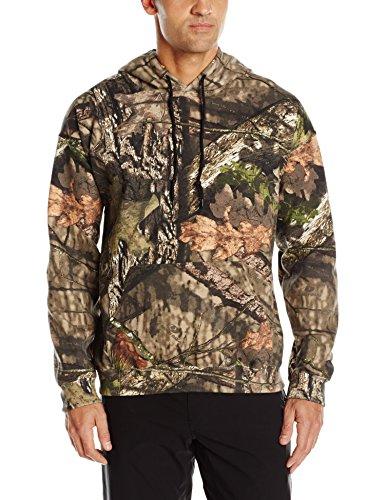 Mossy Oak Men's Camo Hoodie, Camouflage