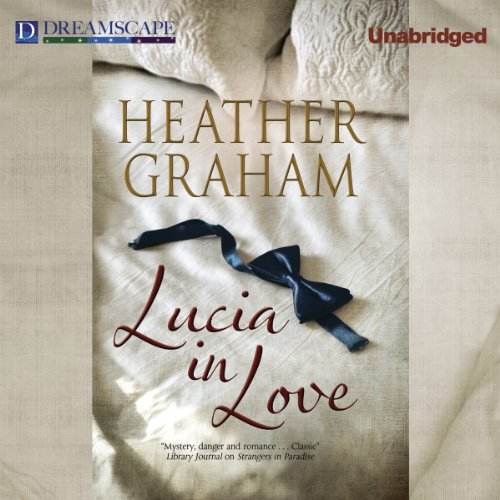 Lucia in Love audiobook cover art