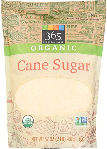 365 Everyday Value, Organic Cane Sugar, 32 oz (Packaging May Vary)
