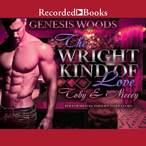 The Wright Kind of Love audiobook cover art