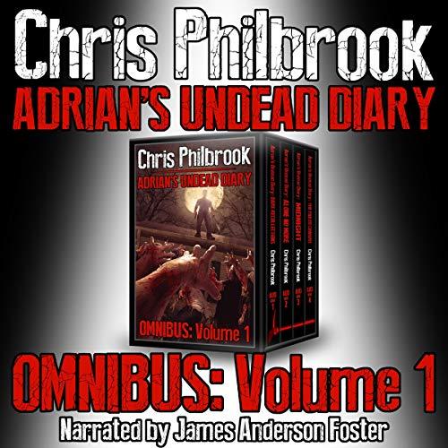 Adrian's Undead Diary Omnibus: Volume 1 cover art