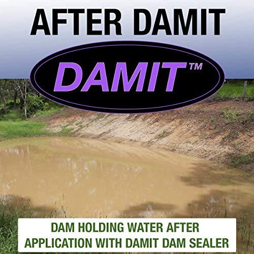DamIt - Rapid Leak Sealer for Dams and Ponds 15L