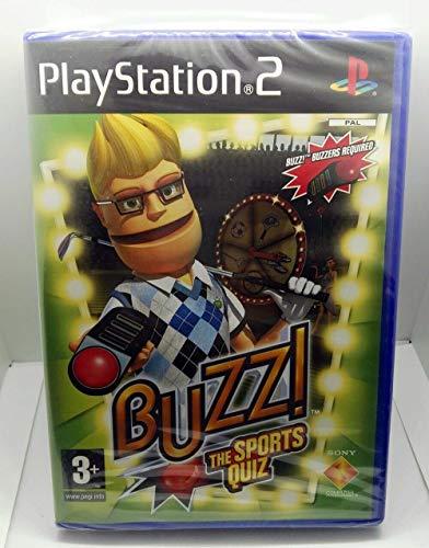 Buzz! Sports Quiz - Solus [Edizione: Regno Unito]