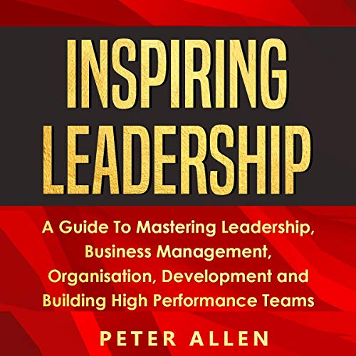Inspiring Leadership cover art