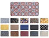 Mabel Home Anti Fatigue Floor Mat- 3 Size(20x32 & 20x39 & 24x70),16 Colors - Standing Desk...