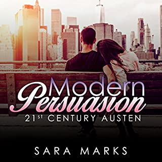 Modern Persuasion audiobook cover art