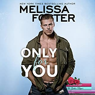 Only for You     Sugar Lake, Book 2              Written by:                                                                                                                                 Melissa Foster                               Narrated by:                                                                                                                                 John Lane                      Length: 6 hrs and 47 mins     Not rated yet     Overall 0.0