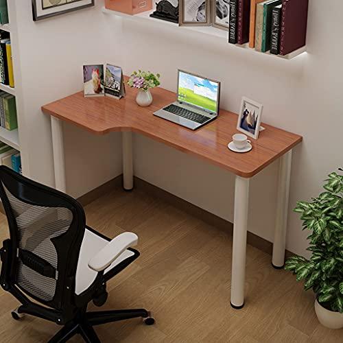 Escritorio de La Computadora Ordenador en Forma de L, Mesa Esquinera Para Casa Oficina,simple en Casa de Escritorio,Estructura de Acero Galvanizado,Fácil de Instalar,Varios Tamaños Disponibles