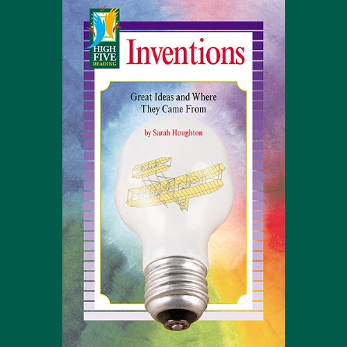 Inventions audiobook cover art