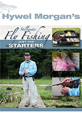 Hywel Morgan's Stillwater Fly Fishing - Just For Starters [DVD] from Liberation Entertainment