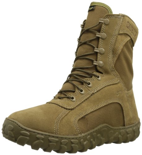 Rocky Men's FQ00104-1 Military and Tactical Boot, Coyote Brown, 11 M US